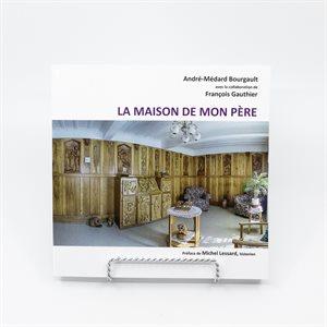"""Livre """"La maison de mon père"""""""