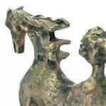 Pégase, cheval de bronze