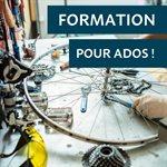 Initiation à la mécanique du vélo - Pour ados