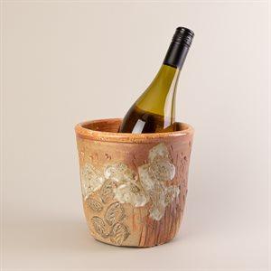 Ceramic wine cooler