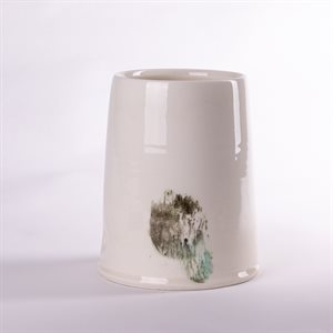 Vase à fleur en céramique