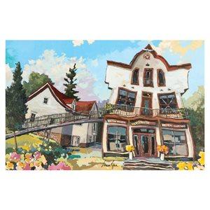 Carte postale du Vivoir