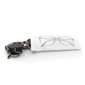 Étuit porte lunette en Tyvek