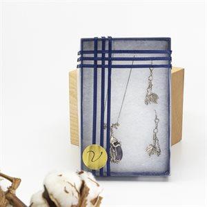 Ensemble cadeaux - Bijoux la coulée douce