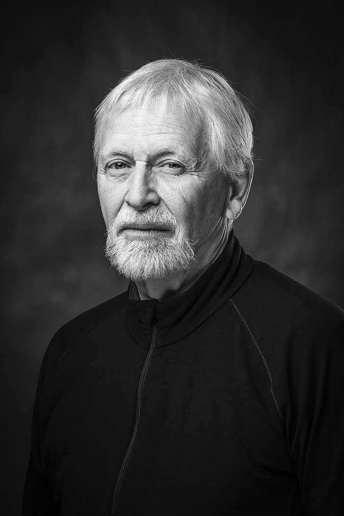 Portrait of Denis Ampleman