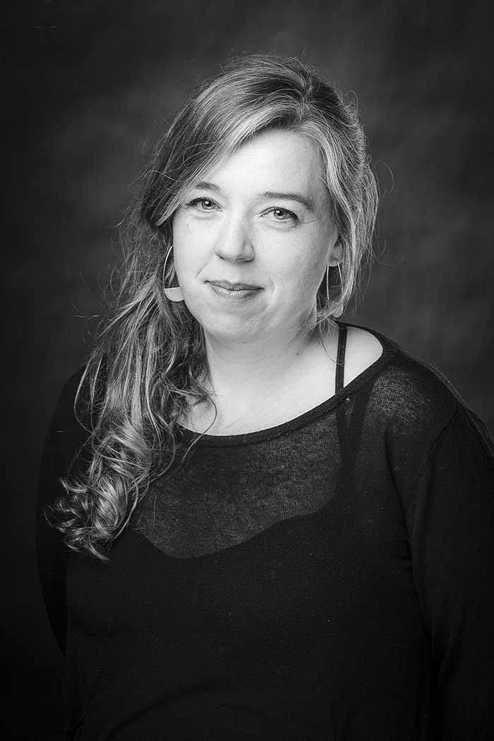 Portrait of Julie Simoneau