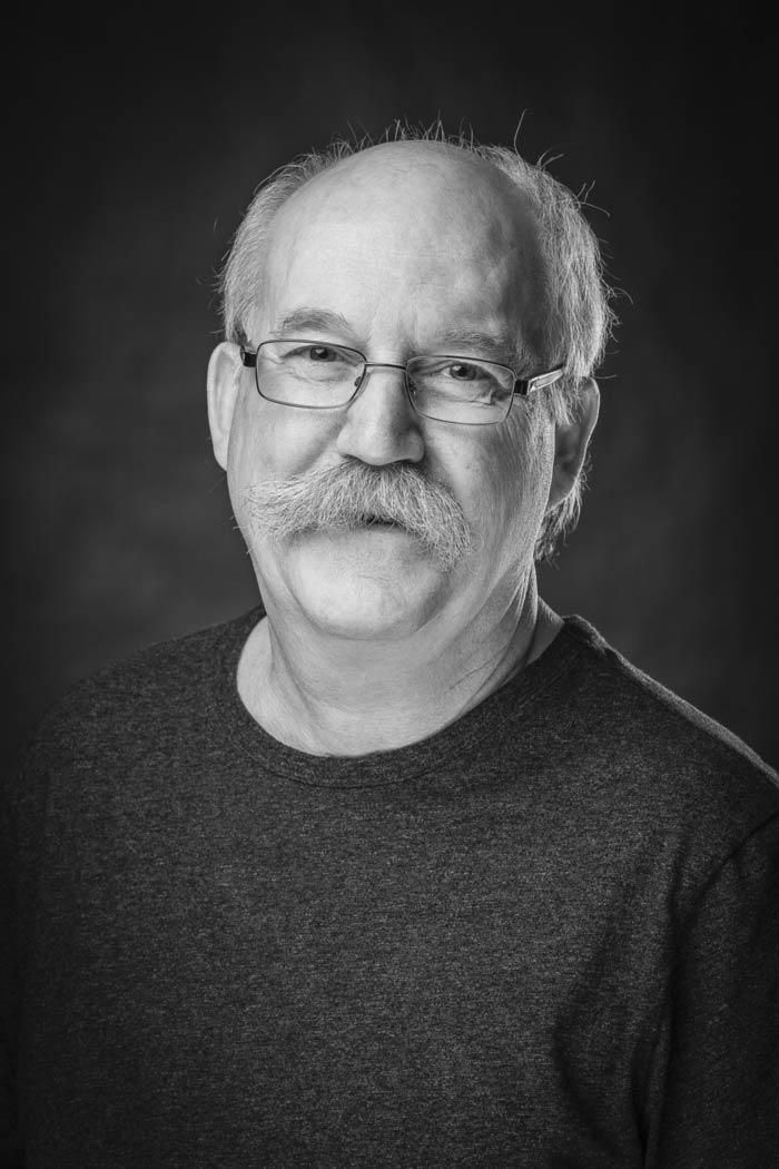 Portrait of Martin Giasson