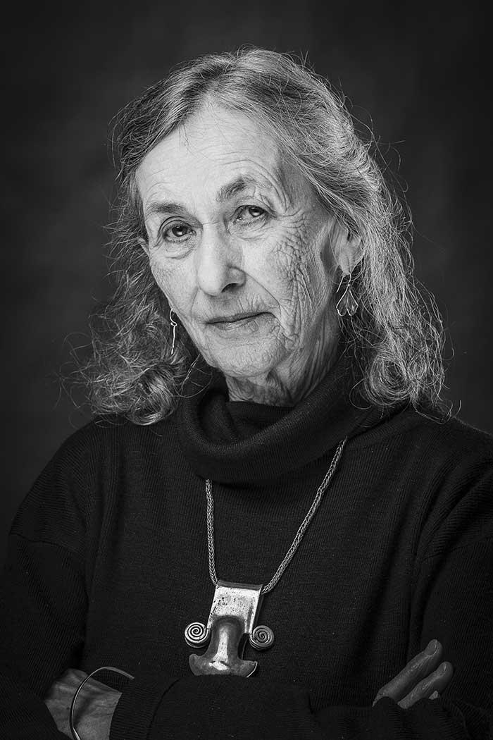 Portrait of Nicole Bourgault