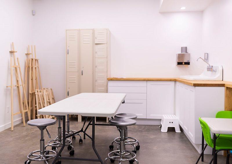 Atelier créatif en location pour tout type de projet au Vivoir